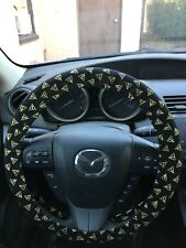 Harry Potter Deathly Hallows Steering Wheel Cover