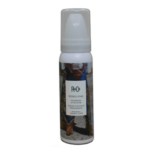 R+Co Rodeo Star Thickening Style Foam Travel, 1.7 Oz