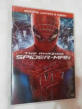 THE AMAZING SPIDER-MAN - FILM IN DVD - 2 DISCHI - visitate COMPRO FUMETTI SHOP