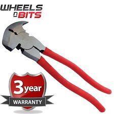 """Fencing Pliers Hook Wire Cutters 270mm 10"""" Inch  Heavy Duty Twist Barbed B1000"""