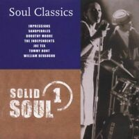 Solid Soul 1 : Soul Classics [Import] [CD] Artistes Divers; Toots and the May...