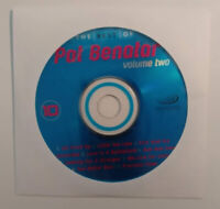 THE BEST OF VOL. TWO - PAT BENATAR CD - DISK AND COVER ONLY