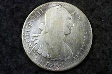 1797 - Mexico Silver 8 Reales FM Carolus IIII DEI GRATIA!!!  #H6797