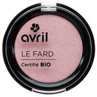 Fard à paupières Aurore Certifié Bio Vegan Naturel Cosmétique Ecologique AVRIL