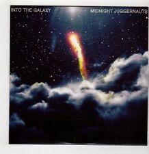 (GS800) Midnight Juggernauts, Into The Galaxy - 2008 DJ CD