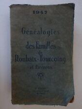 Annuaire généalogique indiquant la parenté qui existe entre les membres vivants.