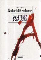 La lettera scarlatta di N. Hawthorne Nuovo Libro Crescere Edizione