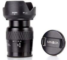 Minolta AF zoom 28-80 mm 3.5-5.6 (22)  Minolta A-mount Sony Alpha (Réf#T-059)