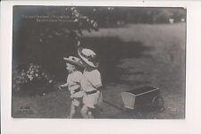 Vintage Postcard Prince Wilhelm & Prince Louis Ferdinand of Prussia