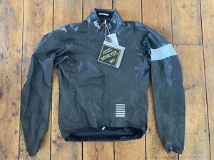 Rapha Pro Team Lightweight Gore-Tex Jacket Black Small Worn Once