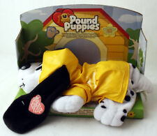 "AMAZING VERY RARE 2004 POUND PUPPIES RAINY DAY PUPPY 12""/30cm MATTEL NEW SEALED!"