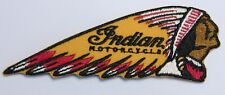 INDIAN MOTORCYCLES PATCH (PWP 013)