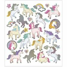 Creativ Fancy Legendary Unicorn Stickers Sheet With Glitter Foil Finish