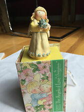 GNOMY'S Dairies -The Angels of Love - FORGET ME NOT - NEW in BOX -  Annekabouke