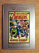 Marvel Masterworks Avengers vol. 10 new and sealed