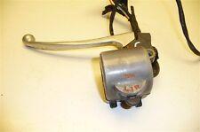 Honda CB750 CB 750 #5032 Handlebar Switches / Switch Pod with Clutch Lever