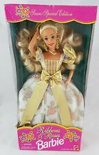 """NEW Barbie """"Ribbons & Roses"""" Doll 1994 Sears Special Edition"""