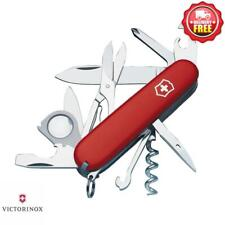 Victorinox Explorer Red Swiss Army Pocket Knife | 16 Functions