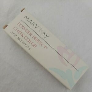 MARY KAY Powder Perfect Cheek Color .2 oz Discontinued NEW BOX CHOOSE YOUR COLOR