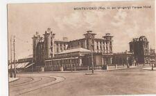Uruguay, Montevideo, Parque Hotel Postcard, B352
