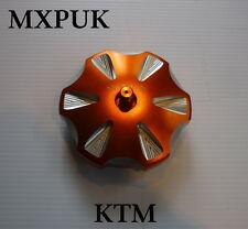 KTM450 SX-F 2014 2015 2016 ALUMINIUM PETROL FUEL CAP MXPUK 450SXF (644)
