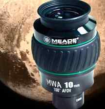 "MEADE Series 5000 10mm Mega WIDE ANGLE Eyepiece (1.25"") 100-degree FOV!!"