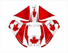 3M Speedglas 9100 V Xx Auto Sw Schweiß Helm Umwickeln Abziehbild Kanada-Flagge