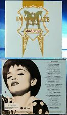 Madonna - The Immaculate Collection (CD, 1990, Sire Records (BMG), USA)