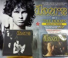 "THE DOORS DEFINITIVE COLLECTION REMASTERED CD 1""THE DOORS""+BOX"