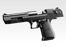 Tokyo Marui No.15 Desert Eagle.50 AE Gas blowback Hand gun black #080