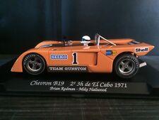 Gb13/gb track/fly Car Model/chevron b19/team Gunston/nuevo & OVP