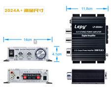 LP-2024A+ Lepy Tripath Class-T Hi-Fi Audio Mini Amplifier with Power Supply