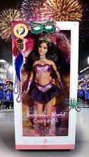 Carnaval Carnival Barbie Doll Festivals of the World Brazil Brazilian Fiesta