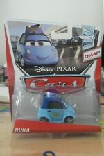 Disney Pixar Cars 2 Ruka Chase Mattel 1.55 Scale BNIB