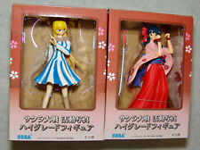 New Sega Sakura Wars Hight Grade Figure 2 pc Set Complete Usa Seller