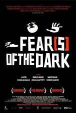 FEARS OF THE DARK Movie POSTER 27x40 Aure Atika Guillaume Depardieu Nicole