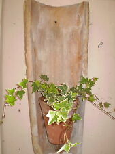 BEAUTIFUL VINTAGE GRANDI francese Argilla piastrella per Giardino Cortile Parete FIORIERA