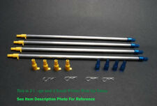 Dillon Primer Pickup Tubes - 1 package of 2 Large and 2 Small 20056