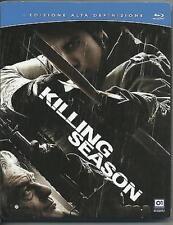 Blu Ray KILLING SEASON - (2014) Robert De Niro ......NUOVO