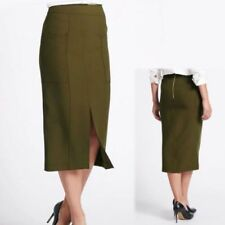 50e354336a1d Marks and Spencer Green Skirts for Women for sale | eBay