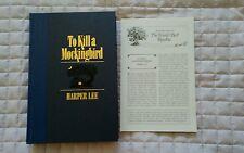 To Kill a Mockingbird by Harper Lee ~ Reader's Digest World's Best Reading 1993