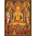 """BUDDHA RATNASAMBHAVA WEALTH DEITIES 12x16 """" POSTER ART PRINT HP3650"""