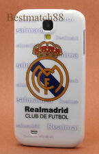 for samsung galaxy S4 real madrid football soccer club case s iv / s 4 / SIV