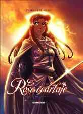 """BD La Rose Ecarlate Tome 8 """"Ou es-tu ?"""" Patricia Lyfoung Delcourt EO VIII 2012"""