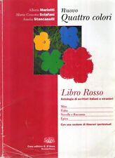 A26 Nuovo Quattro colori Libro Rosso D'Anna