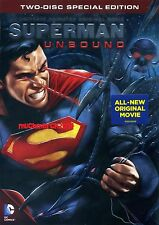 Superman Unbound 2-Disc Special Edition Over 2 Hours of Content