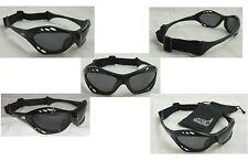 Wraparound Sport  Sunglasses Polarized UVA / B lenses.