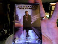 Melvin James- The Passenger- new cassette tape