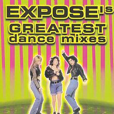 Greatest Dance Mixes by Exposé (CD, Feb-2002, Thump Records) includes Mega-Mix