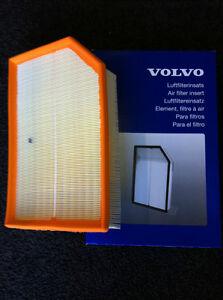 GENUINE VOLVO XC90 D5 AIR FILTER INSERT 8638600 MY 2003 - 2005